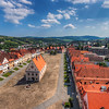 <h2>Sunny day in Bardejov</h2> One of my older photos from the beautiful city of Bardejov
