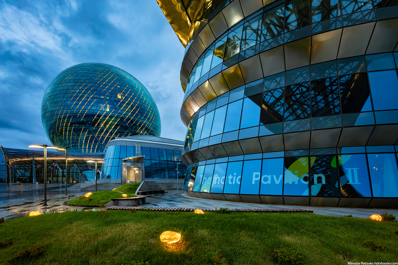 Thematic Pavilion II, Astana, Kazakhstan