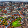 Liverpool Center<br /> <br /> A look at the center of Liverpool as seen from the top of the Liverpool Cathedral. Would love to have a better camera here, as there is so much detail. Cant wait for the 5D mark III to come out, so I can buy it immediately :)<br /> <br /> HDR from three shots, taken with Canon 450D with Sigma 10-20mm lens, handheld.