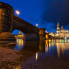 Dresden reflection