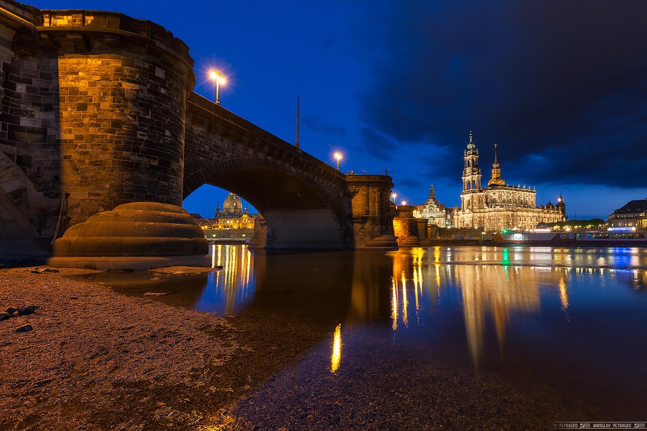 Dresden reflection