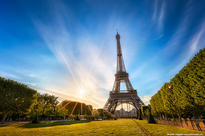 Sunny side of Paris