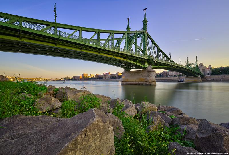 Long exposure Danube