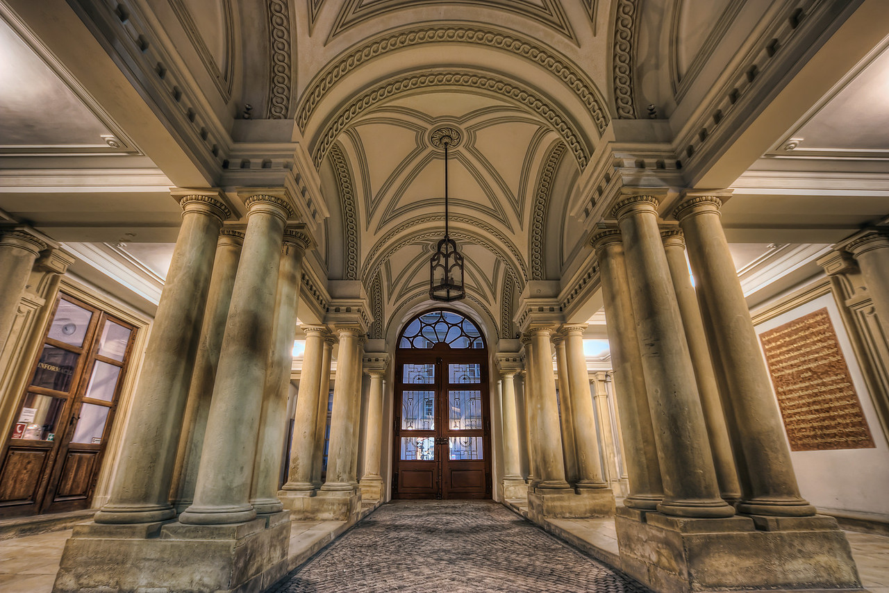 Entrance