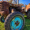 Tractor<br /> <br /> I think old and rusty machines are a great subject for HDR photography.<br /> <br /> HDR from three shots, taken with Canon 450D with Sigma 10-20mm lens, from a tripod.