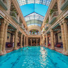 <h2>Clear water</h2> Another one from the Gellért Spa in Budapest