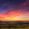 <h2>As the Sun emerges</h2> Really busy today, so just a quick edit of a sunrise taken in Central Slovakia.