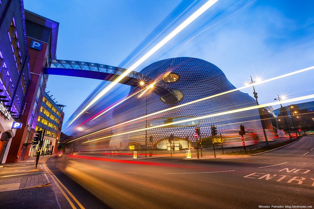 Birmingham bus