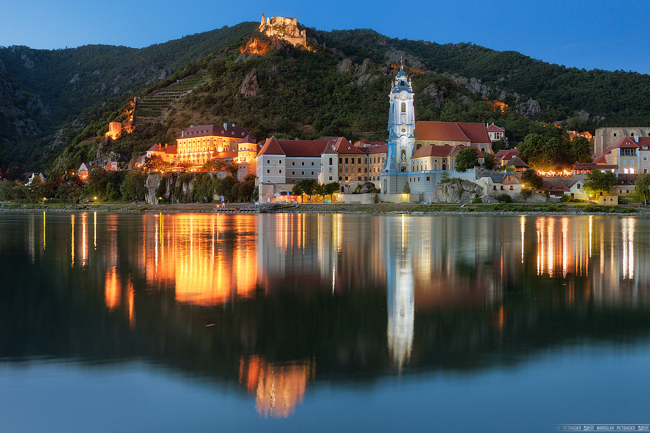 Durnstein reflection