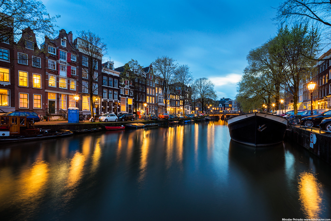Top Photography Spots - Amsterdam, Netherlands