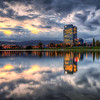 <h2>Best place for reflections in Bratislava</h2> The Kuchajda lake really is the best place for reflections in Bratislava. It always delivers :)