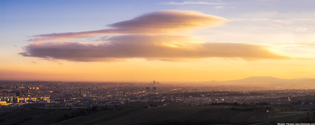 A huge cloud