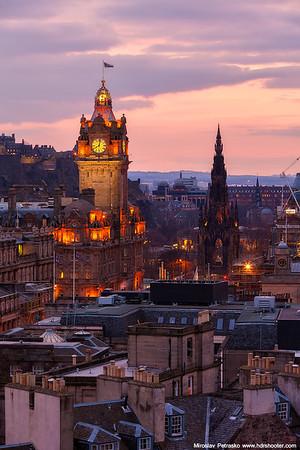 Edinburgh center