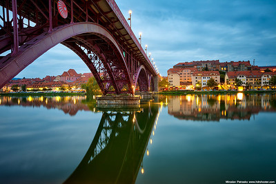 Bridge in Maribor
