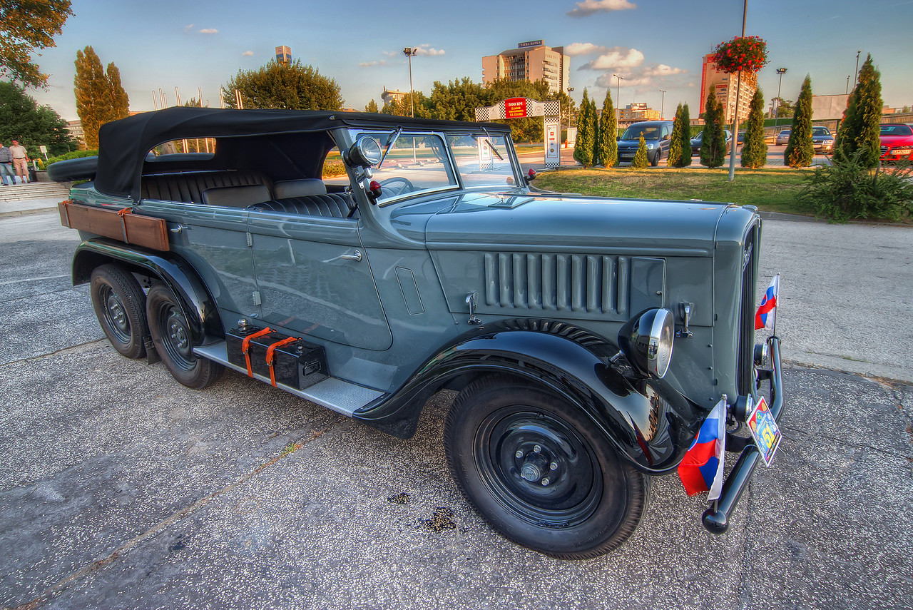 War veteran