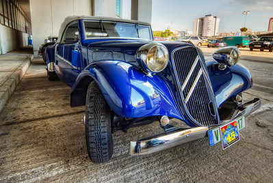 The blue classic