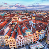 <h2>The colorful Prague</h2> Can there be so much color in one city? I think it can :)
