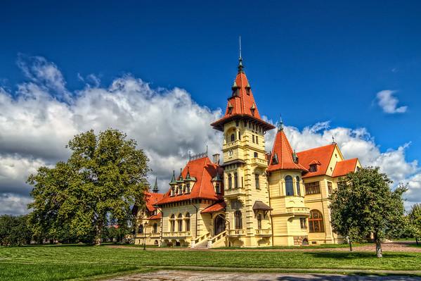 Chateau in Prievoz