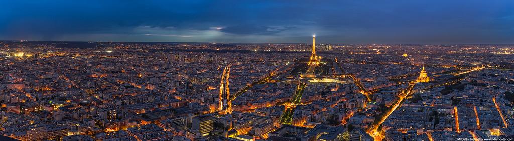 Zoom in Paris