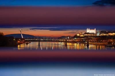 Framed city