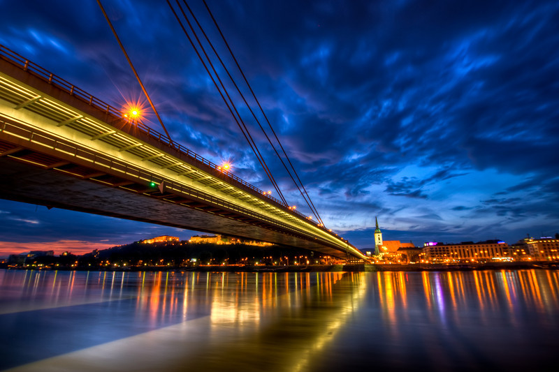 More and more bridges