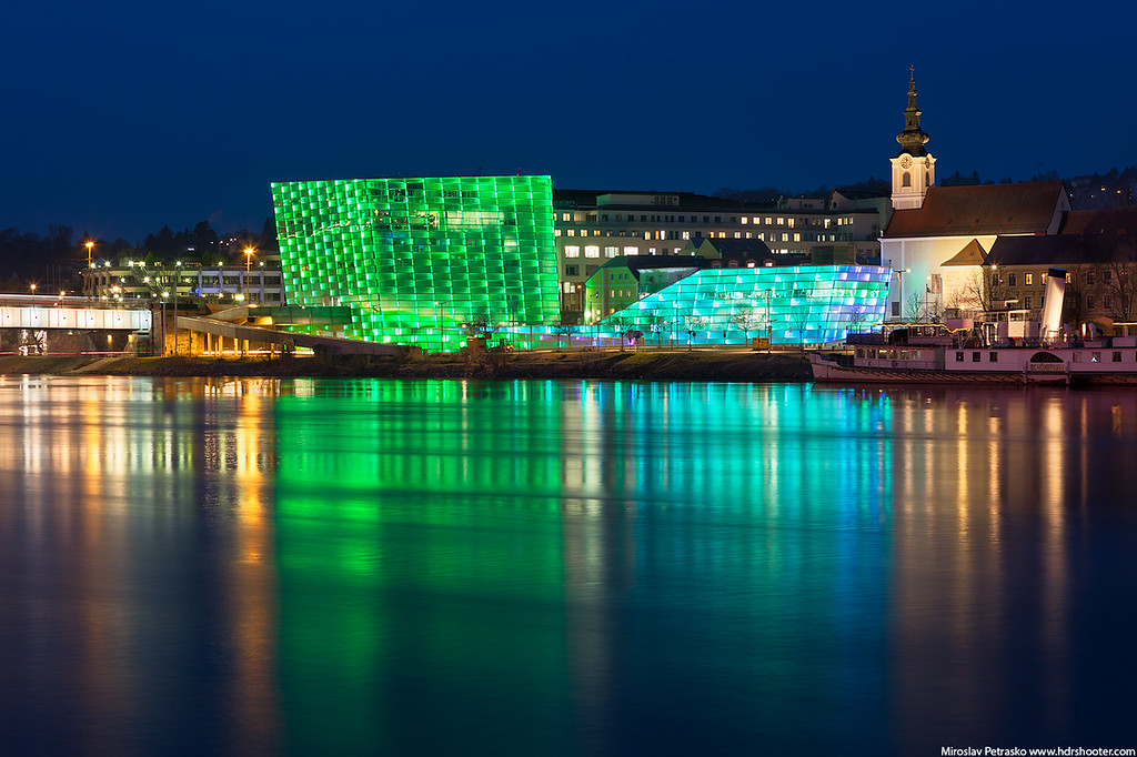 Ars Electronica in Linz, Austria