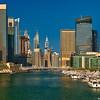 A lovely day in the Dubai Marina