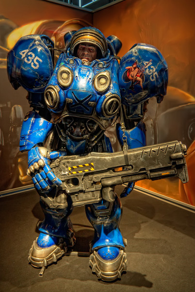 Starcraft Soldier