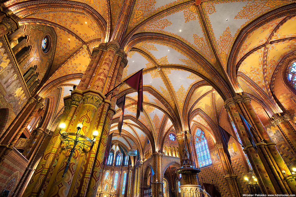 In the Matthias Church