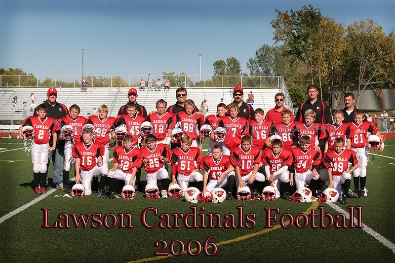 Lawson Football Pop Warner vs Excelsior Springs 06 773