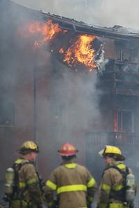 Stimens Apartment Fire