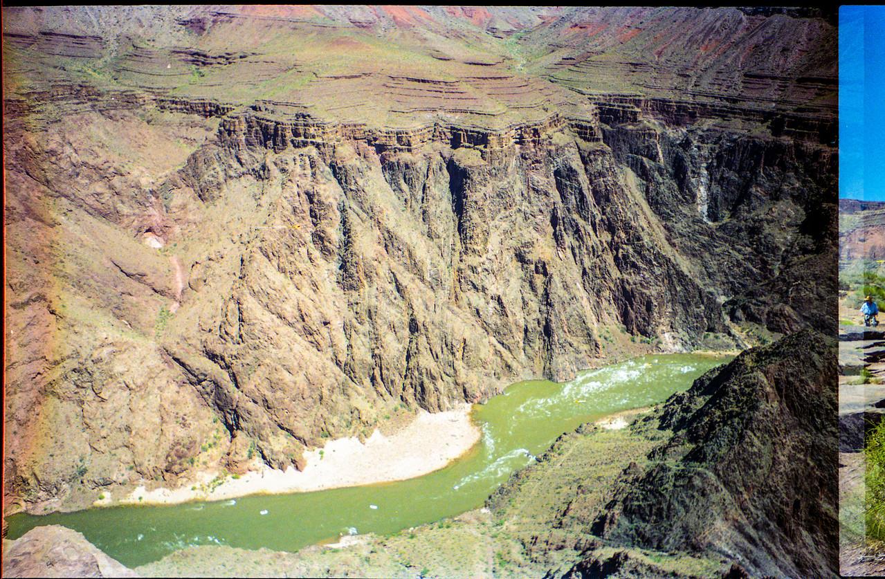 The Grand Canyon<br /> 1996©MegSeidel