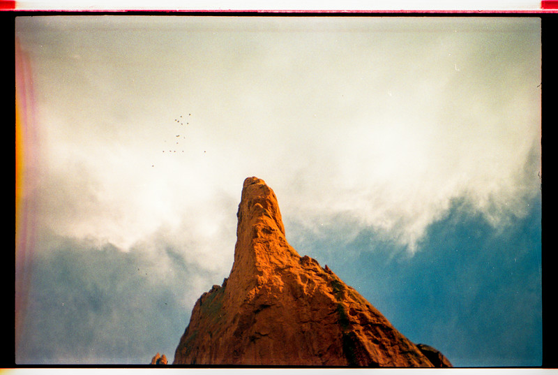 Garden of the Gods, Colorado 1996©MegSeidel