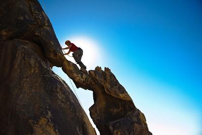 11_01_22climbing Baldy and High Desert 0091