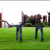 Arches and Gas works