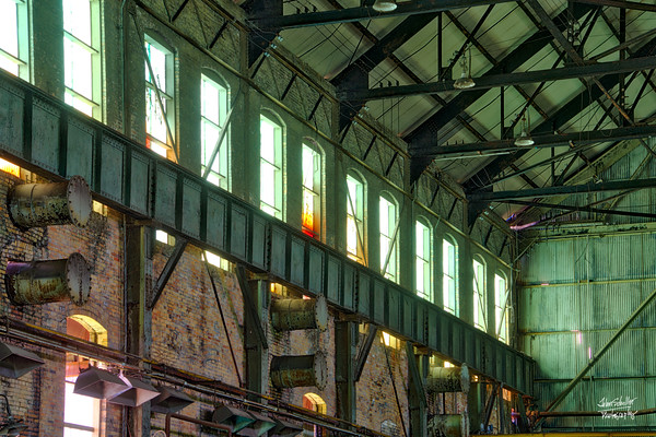 Carrie Furnace Blowing Engine House - Image 2