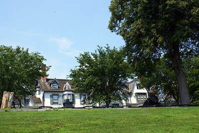Summer at Ringwood Manor