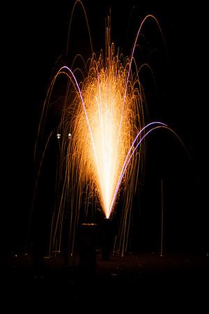"""Street Fireworks"""