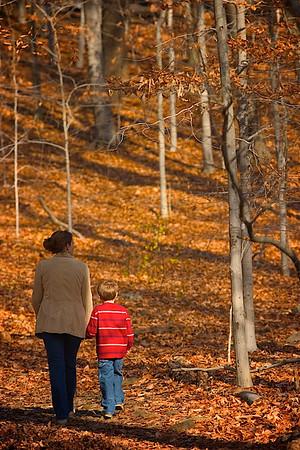 """A walk in Woodland Park"""