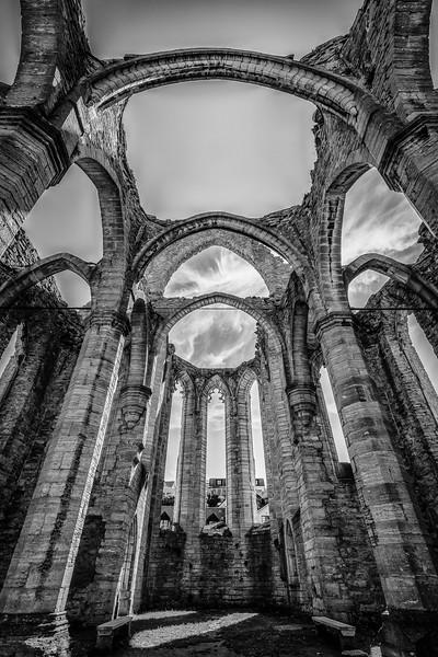 Sankta Karin church ruins II