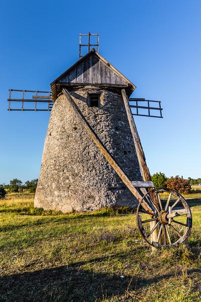 Windmill at Fårö