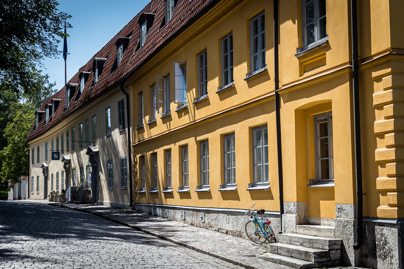 Old town streets II