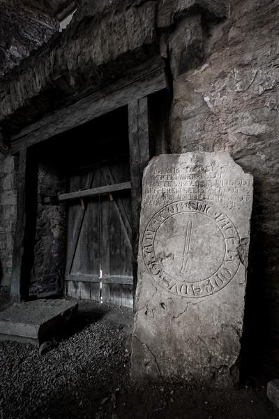 Sankta Karin church ruins IV
