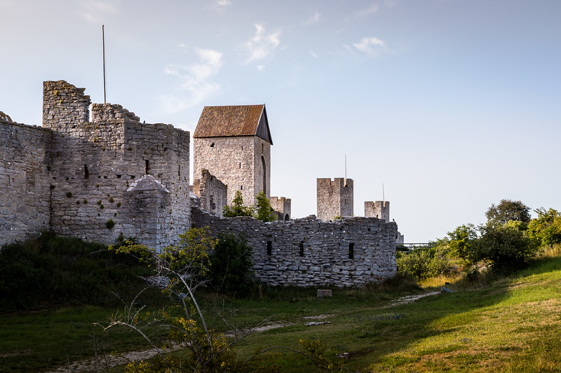 Visby's wall - east side
