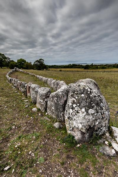 Stone ship at Gannarve I