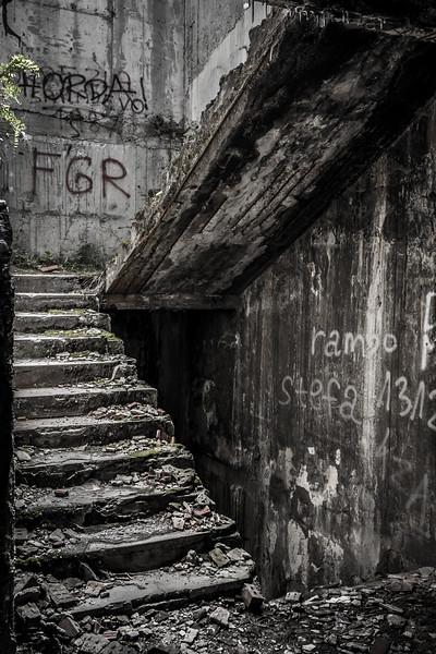 Stairs of despair