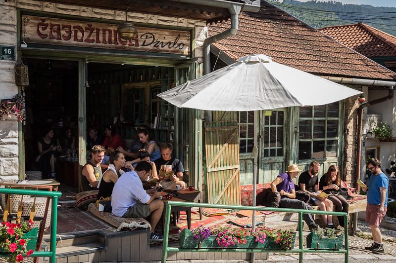 The best coffee in Sarajevo