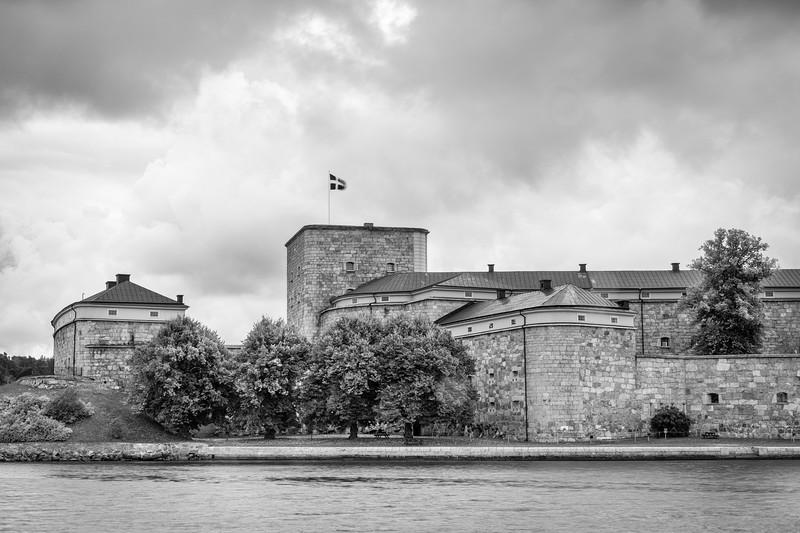 Vaxholm castle