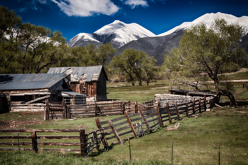 Colorado homestead
