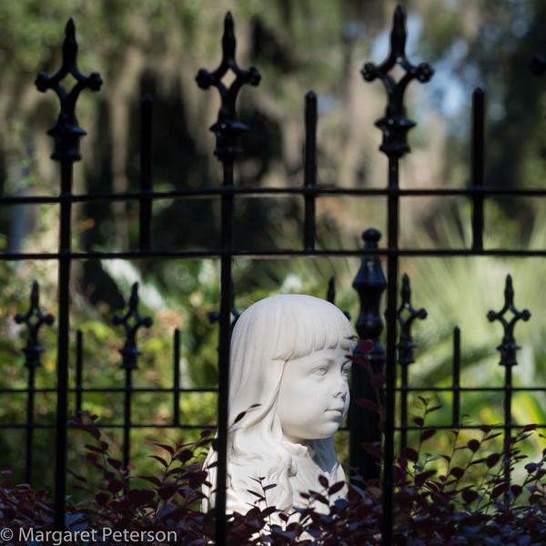 Gracie Watson, Bonaventure Cemetery